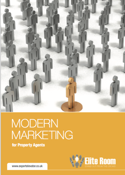Modern Marketing for Property Agents -  a free guide