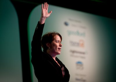 Sally Lawson speaking at the Annual ARLA Conference 003