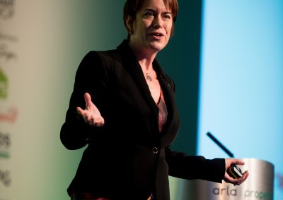 Sally Lawson speaking at the Annual ARLA Conference 001