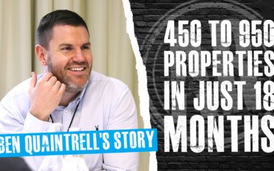 Letting Agent Goes From 450 Properties Under Management To 950 In Just 18 months